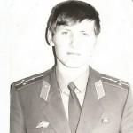 старший лейтенант Дёмушкин Чернобыль-2