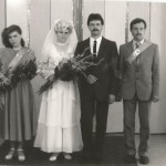 Свидетелем на свадьбе