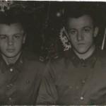 Гена Марышев и Вадим Зайцев