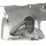 Друг детства Алексей Рудниченко в Тюмене