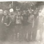 Слева 4-ый Вадим Зайцев, Юра Соломатин, Юра Винокуров