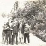 Саша Терёхин, Володя Валяев, Миша Поляков, Вадим Зайцеа и брат Игорь, Сергей Бортников.