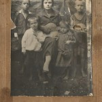 бабушка Анна Дмитриевна Косинова 27.06.1926г. Дрезна