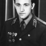 Вадим Зайцев служба в армии Чернобыль-2 (1989-1981гг)