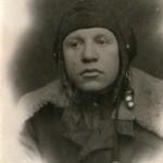отец воздушный стрелок Украина г.Коломыя 9.11.1948г.