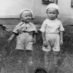 я и брат Игорь
