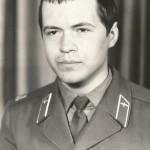 рядовой Дмитрий Филяев